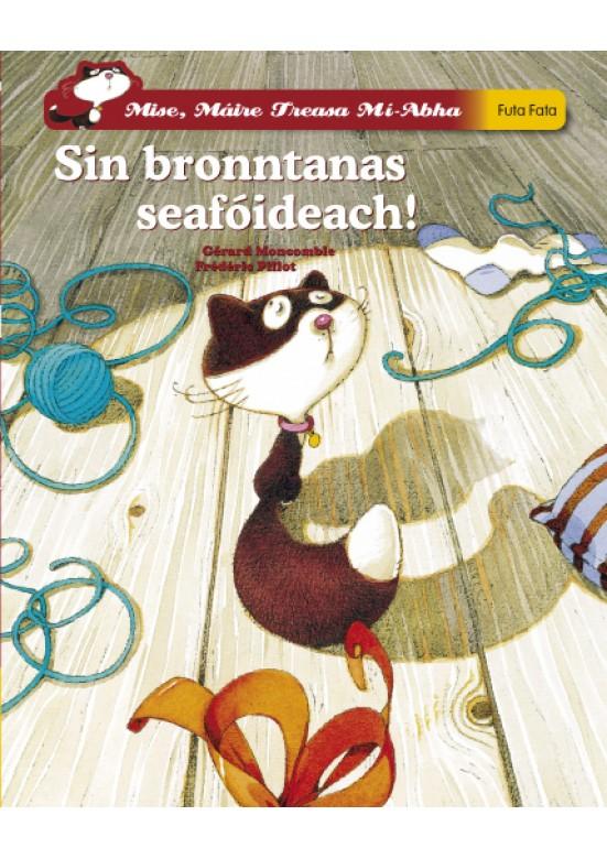 Sin bronntanas seafóideach!