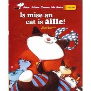 Is mise an cat is Áille!