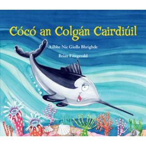 Cócó an Colgán Cairdiúil