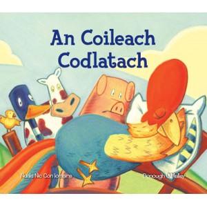 An Coileach Codlatach- Clúdach Bog