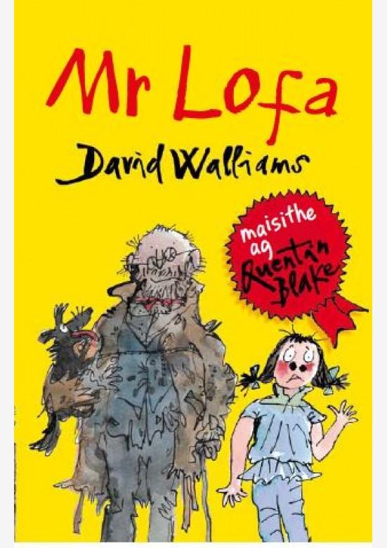 Mr Lofa (Mr Stink)