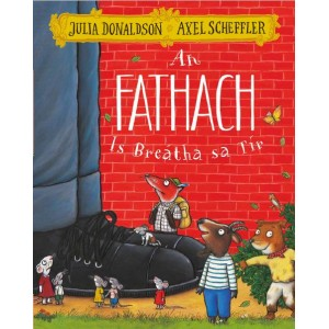 An Fathach Is breátha sa Tír (The Smartest Giant)