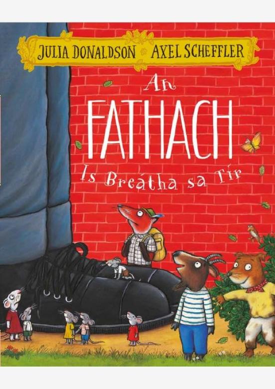 An Fathach Is breátha sa Tír (The Smartest Giant)