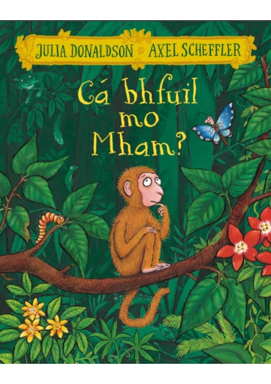Cá bhfuil mo Mham? (Monkey Puzzle)